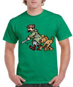 тениска ловец