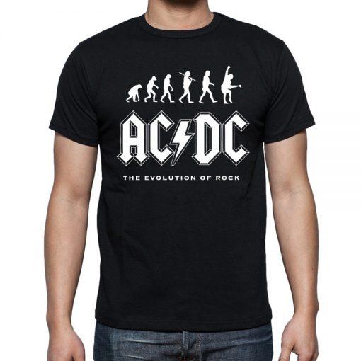 тениска ac dc