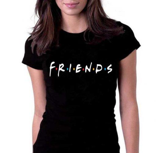 тениска приятели