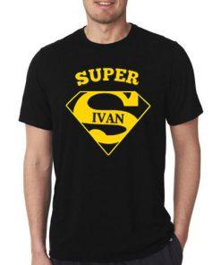 тениска супермен
