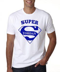 тениска за йордан