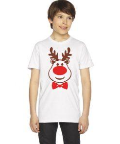 коледна детска тениска