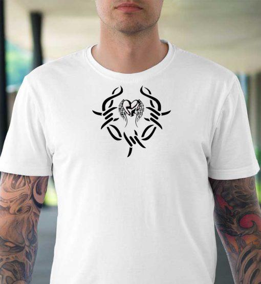 тениска с печат