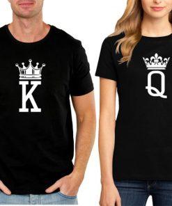 king queen t-shirt