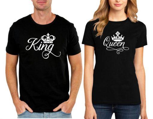 king queen tee