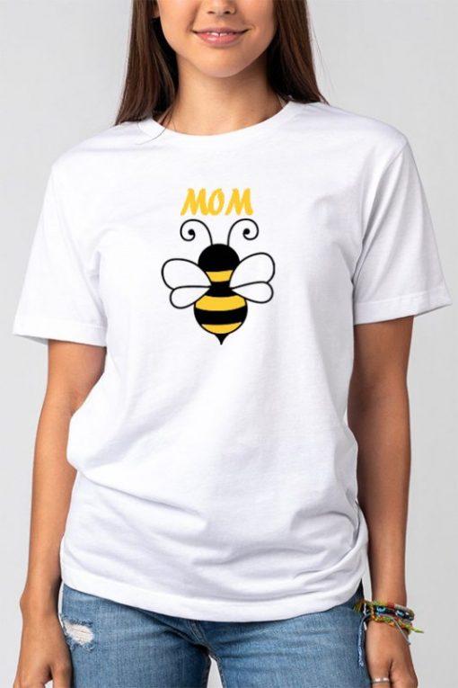 тениска майка пчела